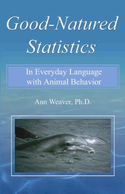 Good-Natured Statistics in Everyday Language with Animal Behavior